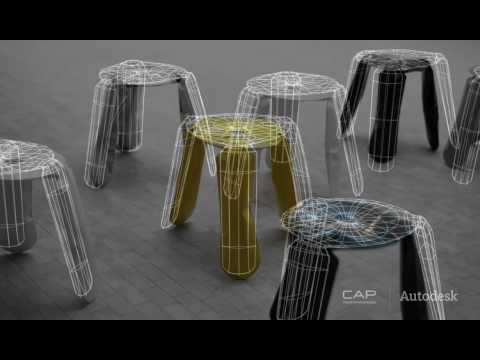 Forum AID Awards 2009 - Design  Plopp Stool, Oskar Zieta/Hay (Denmark)