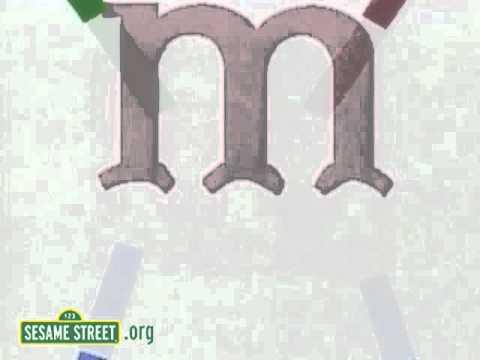 Sesame Street: Letter M Song