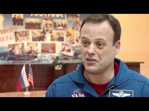 Expedition 27 Crew Prepares for Launch in Kazakhstan