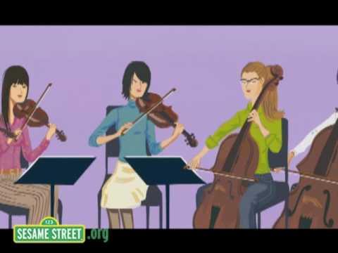 Sesame Street: The Letter M