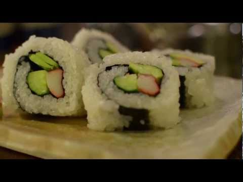 How to Make Sushi Rolls