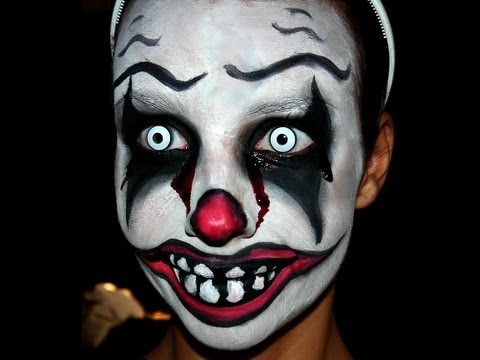 Halloween Series 2012: KILLER CLOWN REDONE full video