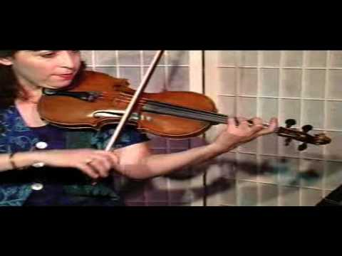 "Violin Lesson - Song Demonstration - ""Mary Ann"""