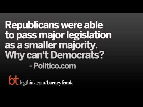 Why Barney Frank Overreacted on Health Care