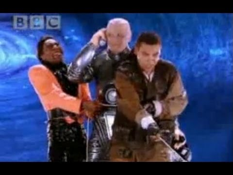 Obscene phone call - Red Dwarf - BBC comedy
