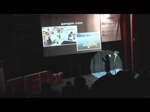 TEDxPalgong - Taegyeon Kim - Web? Over The City Over The World.
