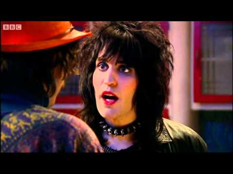 I'm darker than you - The Mighty Boosh - BBC
