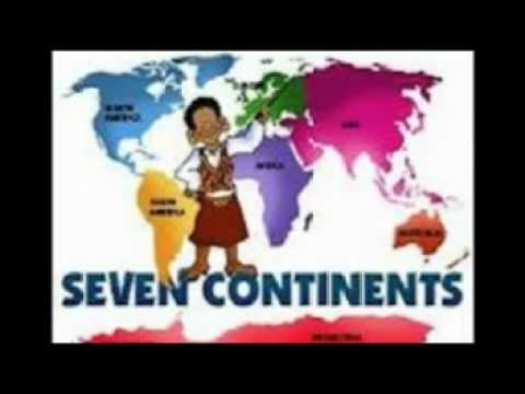 Play with Geography - Seven Continents