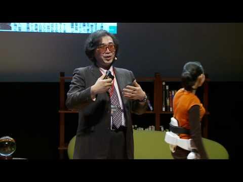 TEDxTokyo - Dr. Yoshiyuki Sankai - 05/10/15 - English