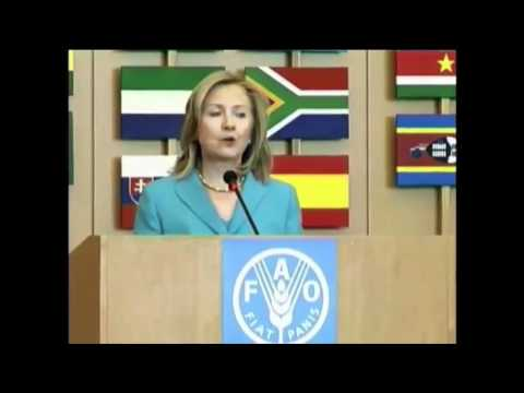 Secretary Clinton: Act Now on Food Security