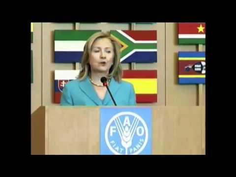 Secretary Clinton: Act Now on Food Security