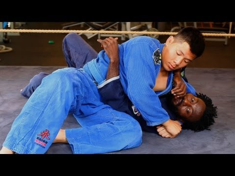 Headlock Escape | Brazilian Jiu Jitsu