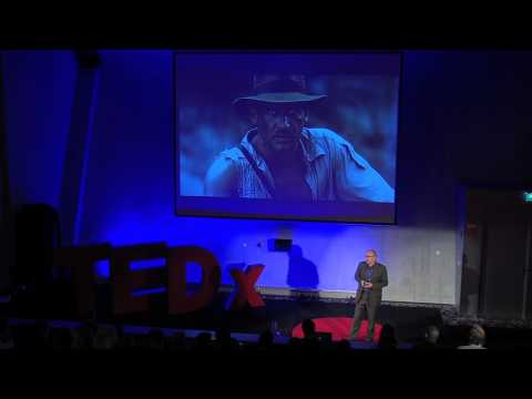 TEDxHogeschoolUtrecht - Richard House - How the stories we hear drives our opinions and our views
