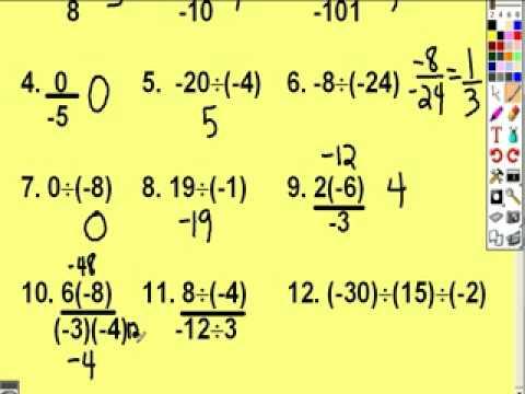 16 Quotients