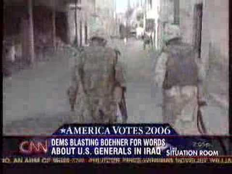 CAP's Larry Korb on Rumsfeld's Future & Iraq on CNN