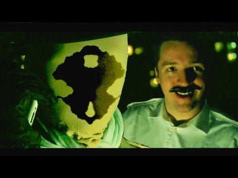 Watchmen's Rorschach Meets Paul Blart : BFX : Original Sho...