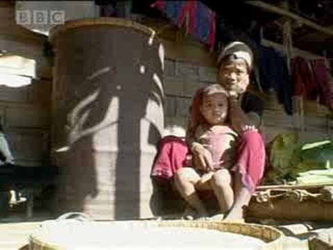 Survival in Burma - part three - BBC