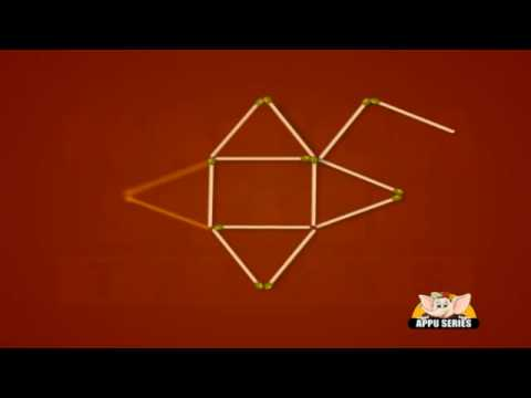 Matchstick Puzzles - 23