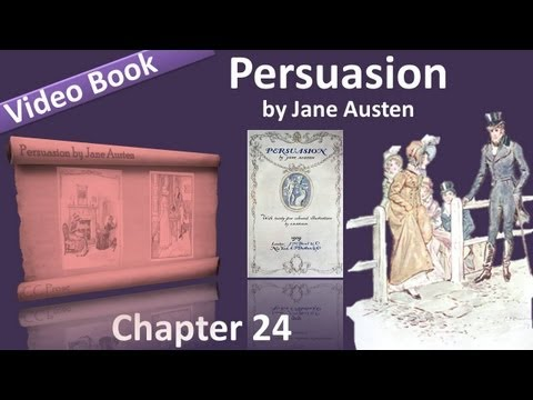 Chapter 24 - Persuasion by Jane Austen