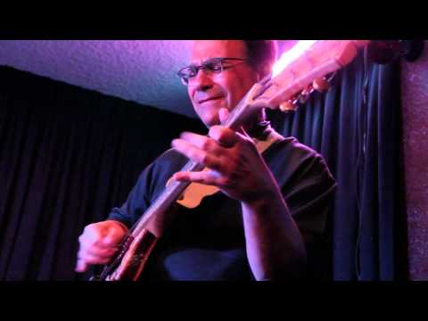 """Johnnie Valentino Plays the Guitar on Michael Pedicin's """"Live at the Loft"""""""