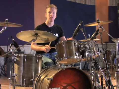 Sixteenth Note Drum Fills - Drum Lessons