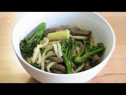 Simple Beef Stir Fry - RECIPE