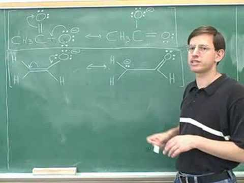 How to draw resonance structures (4)