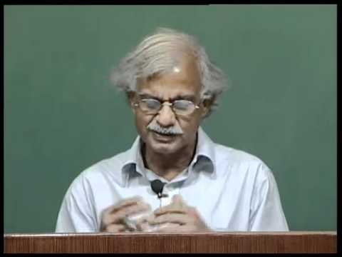 Mod-01 Lec-22 Urbanization in India