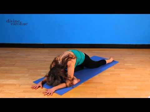 How to do Pigeon Pose in Yoga