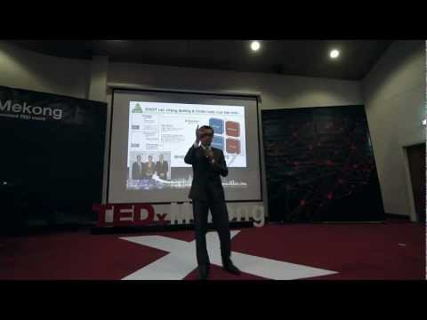 TEDxMekong 2012 - Nguyen Huu Thai Hoa - A Vietnamese dream: Learn & See