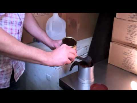The World: Making Turkish Coffee