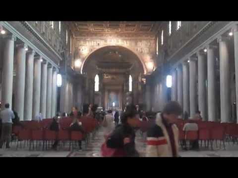 Basilica of Santa Maria Maggiore, Rome, 5th century A.D.