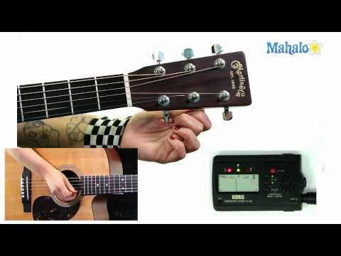 Learn Guitar: How to Tune a Guitar