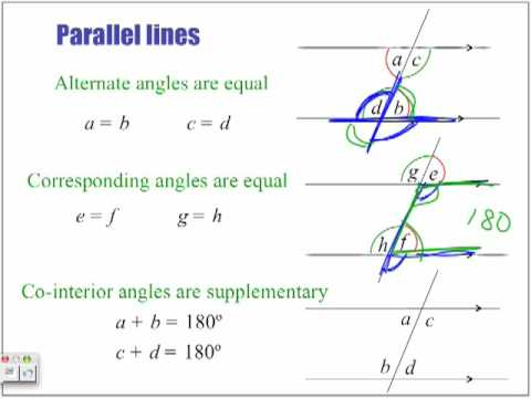 Trig 2: Angle Relationships: Part 2