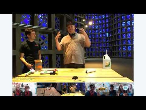 Maker Camp: Rockets with Rick Schertle