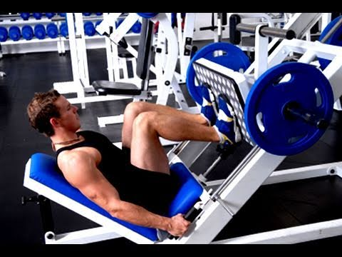 Powerful Home Leg Workout, Get Sexy legs , Butt & Calves FAST!