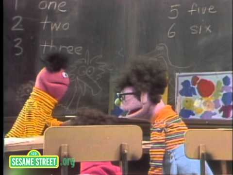 Sesame Street: Roosevelt Franklin Explains Here/There