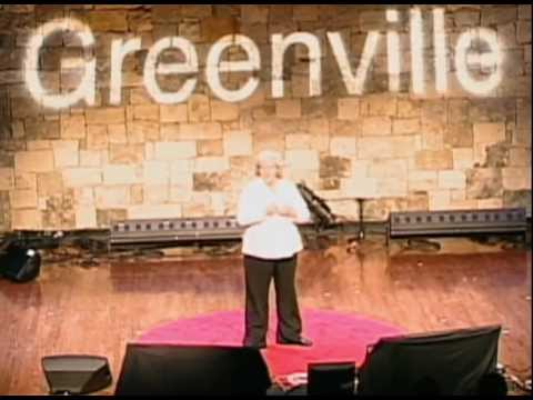 TEDxGreenville 2012 - Carol Hamilton - Your Walls Are Talking