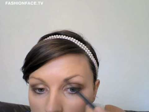 Bridal tutorial for dry skin using MAC Make Up