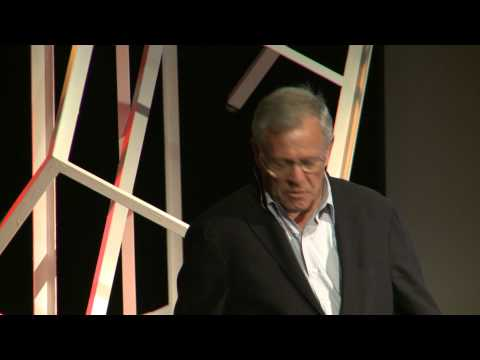 Designing a New Planet Right Here on Earth: Jerry Schubel at TEDxArtCenterCollegeOfDesign