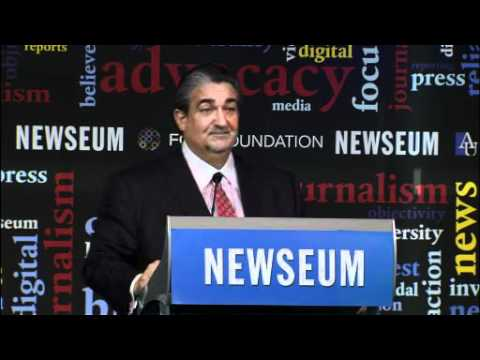 Advocacy Journalism in the Digital Age Conference: Keynote - Ted Leonsis