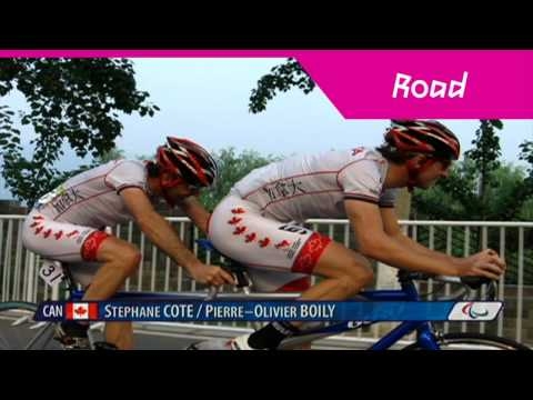 London 2012 - Paralympic Cycling