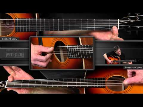 Fingerstyle Guitar - Learn to Play Glory, Glory Hallelujah