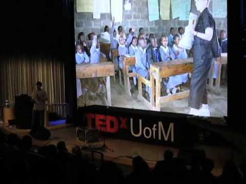 "TEDxUofM - Moses Lee & Nick Tobier - ""Unleashing Social Entrepreneurship"""