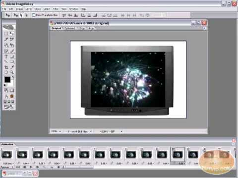 TUTORIAL-Add video to your Photoshop images and graphics!