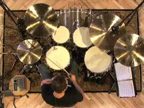 Jazz Bass Drum Comping - Drum Lessons