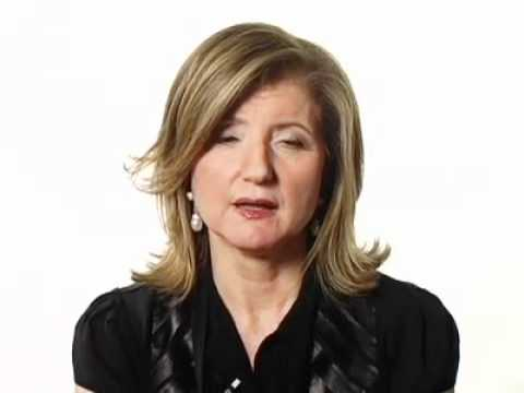 Arianna Huffington on the Punditocracy and the Next President