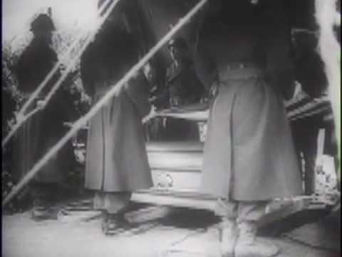 Hail Victory in California Rose Festival - 1946