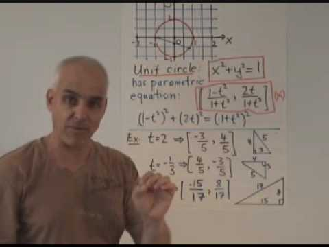 WildTrig14: Rational parameters for circles