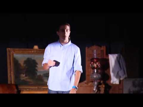 TEDxSunRiver - Austin Hodges - Live Like They're Dying